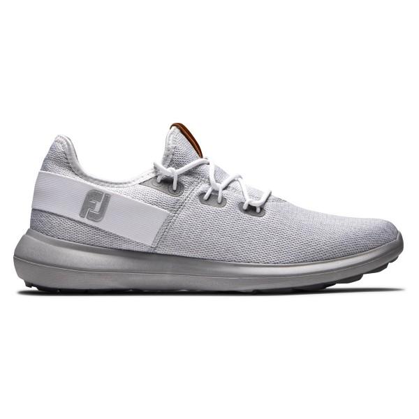 Footjoy Flex COASTAL SL Schuh Herren weiß