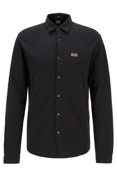 Hugo Boss Banzi Shirt Herren schwarz