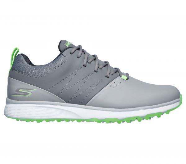SKECHERS MOJO Elite Punchshot Golfschuh Herren grau/grün