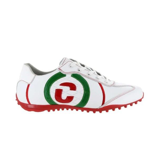 Duca del Cosma Kuba Original A3 Schuh Herren weiß/grün/rot