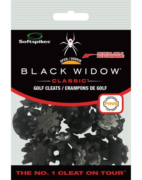 Softspikes Black Widow Classic Pins Spikes