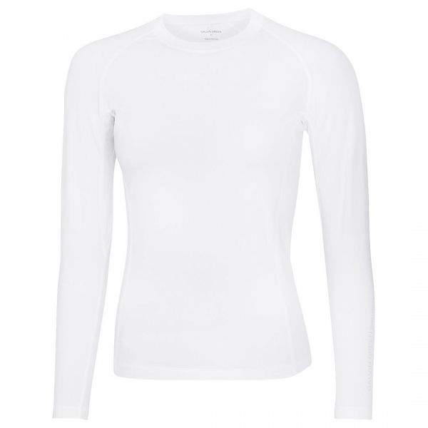 Galvin Green ERICA Skintight Long Sleeve Base Layer Damen weiß