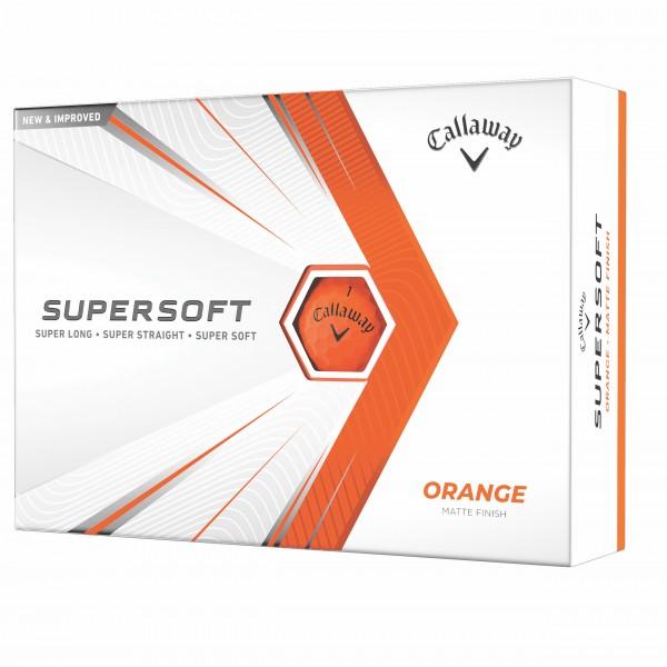 Callaway Supersoft21 Matt Bälle 12 Stk.