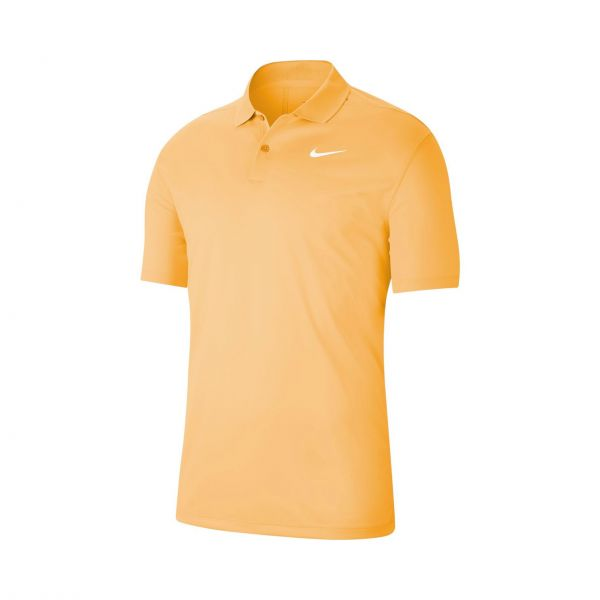 Nike Dri-FIT Victory Polo Herren orange