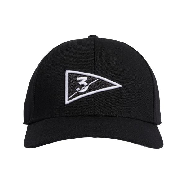 adidas Flag Cap Herren schwarz