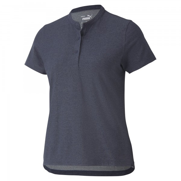 Puma Essence Polo Damen navyheather