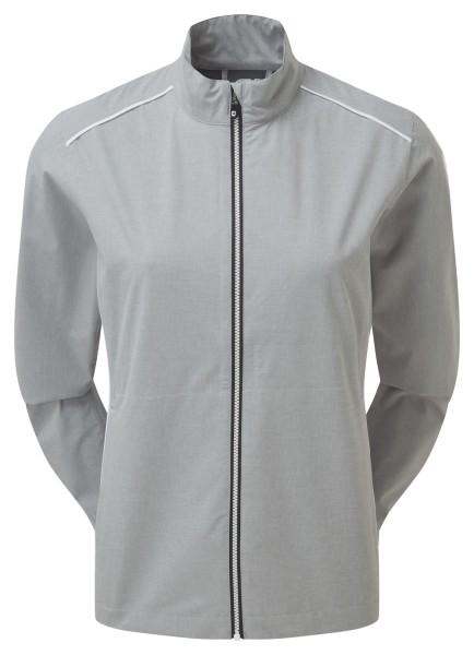Footjoy HLv2 Rain Jacket Damen grau/weiß