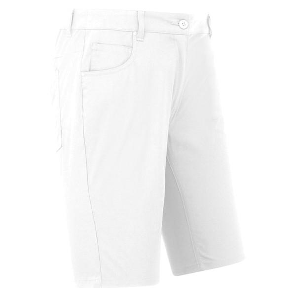 Footjoy Golfleisure Stretch Shorts Damen weiß