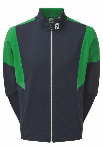 Footjoy HLv2 Rain Jacket Herren navy/grün