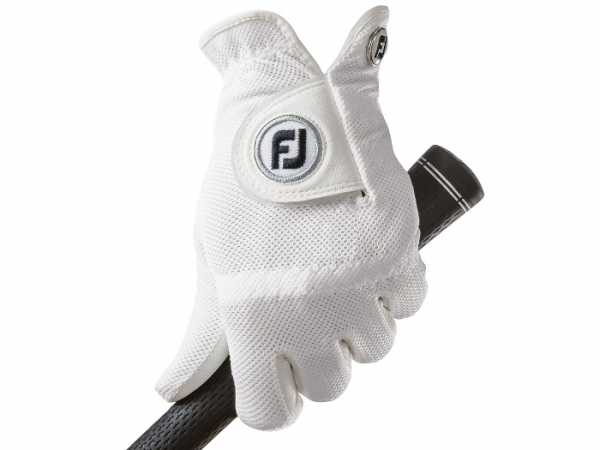 Footjoy StaCooler Damenhandschuh weiß