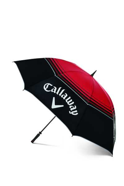 "Callaway Tour Authentic Regenschirm 68"" rot/schwarz"
