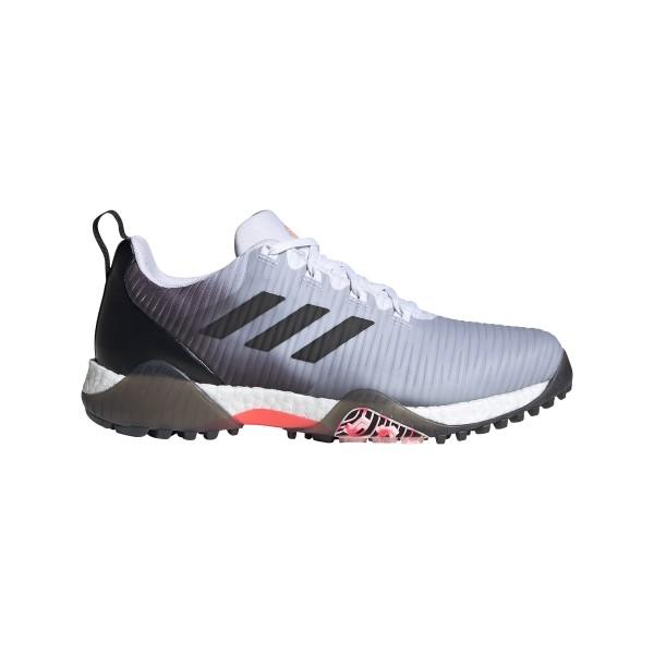 adidas CodeChaos Golfshuh Herren grau/weiß/rot