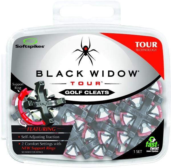 Softspikes Black Widow Tour FastTwist-Spikes