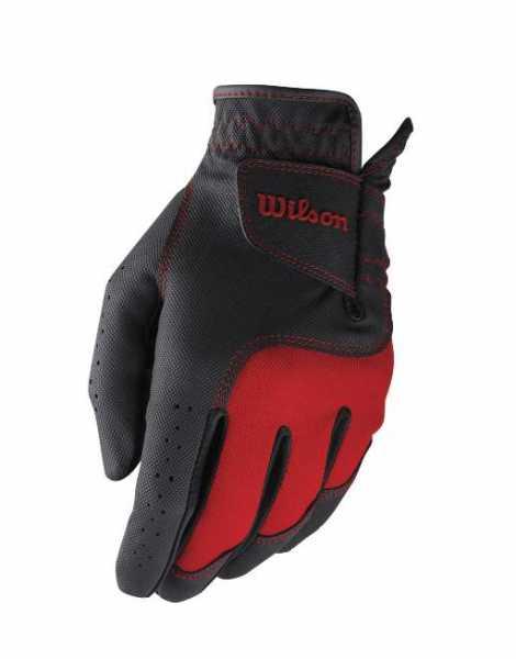 Wilson Junior Handschuh schwarz