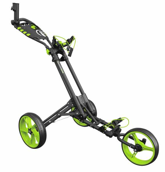 iCart One - 3 Wheel One Click Trolley