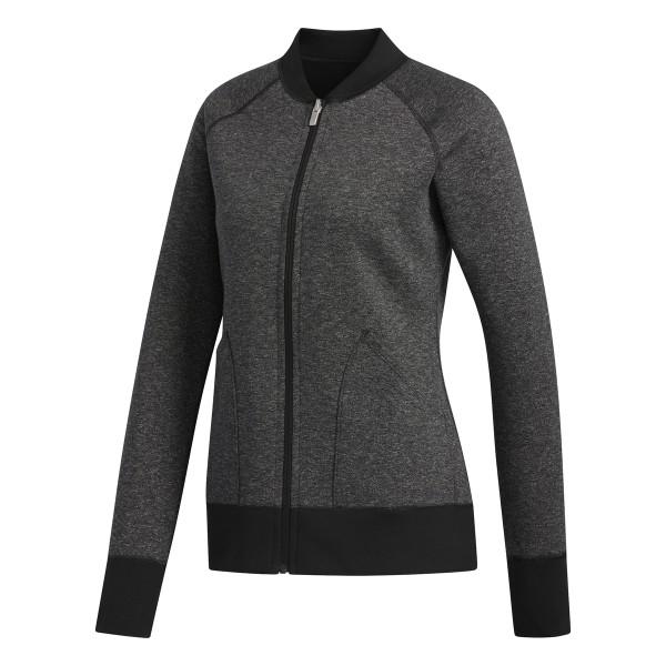 adidas Reversible Full-Zip Jacke Damen schwarz