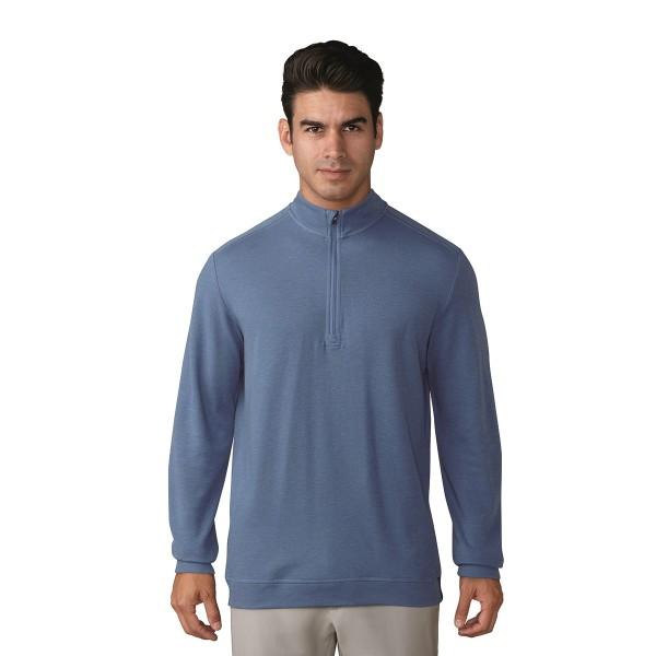 adidas Pullover 1/4-Zip Herren blau