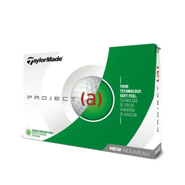TaylorMade Project (a) 2018 Bälle 12 Stk.