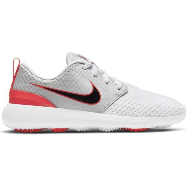 Nike Roshe G Golfschuh Kinder weiß/grau/rot