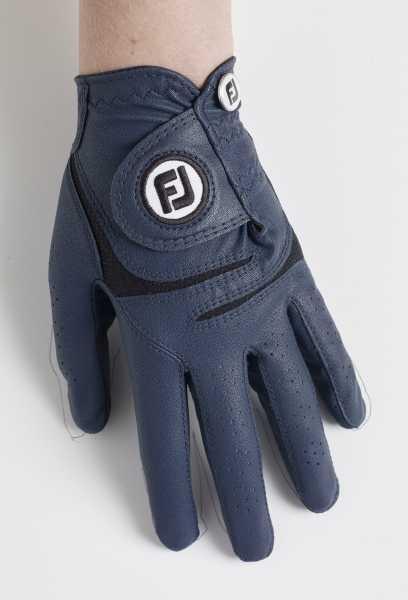 Footjoy Weathersof Handschuh Damen navy