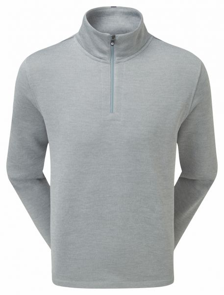 Footjoy ChillOut Xtreme Fleece Pullover Herren grau