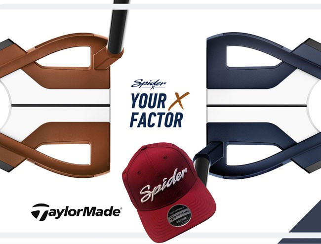 TaylorMade-Spider-X-Putter-Aktion