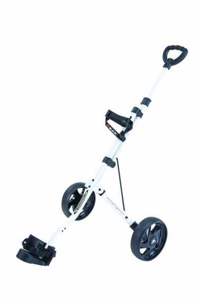 Big Max Junior Max Tiger II Trolley weiß