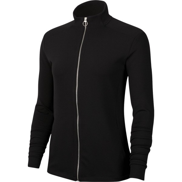 Nike Dri-FIT UV Victory Full-Zip Jacke Damen schwarz