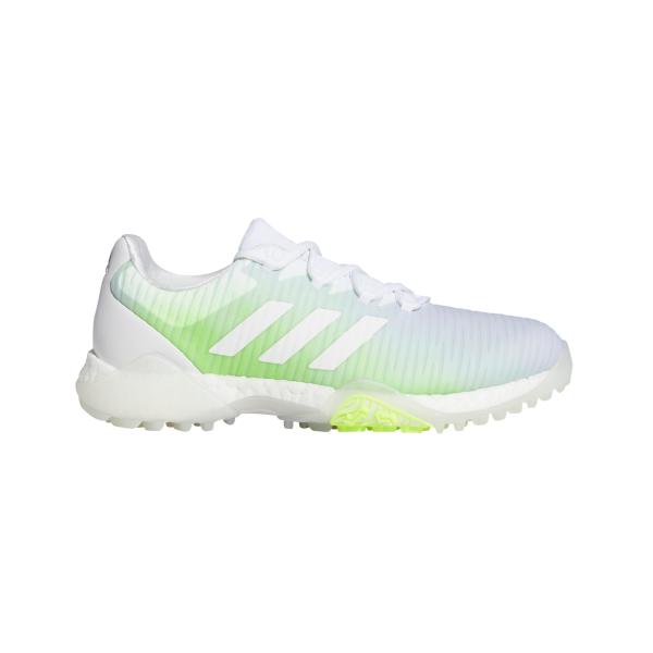adidas CodeChaos Golfschuh Damen weiß/grün