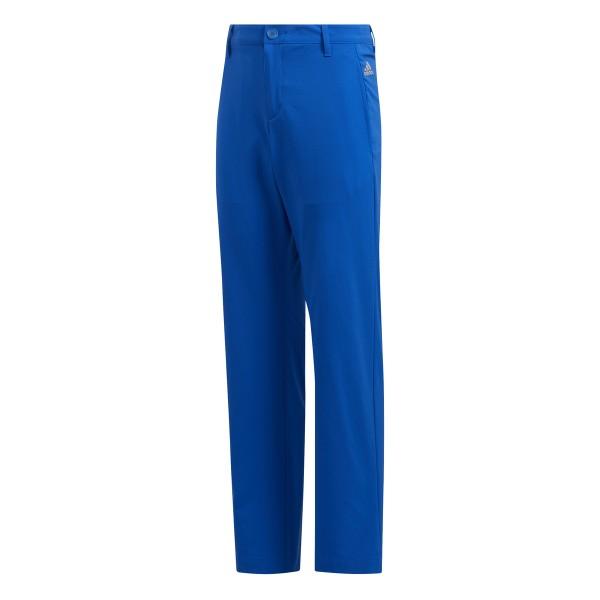 adidas Solid Golf Hose Jungen blau
