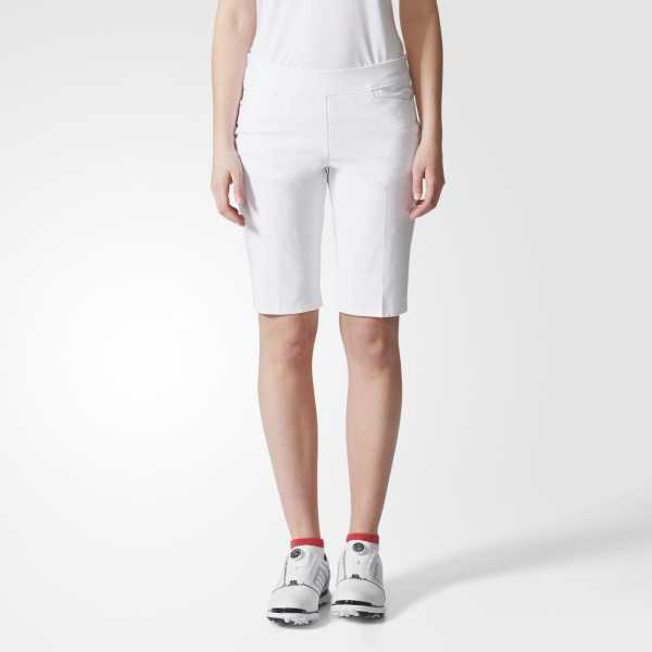 Adidas Ultimate adistar Bermuda Damen weiß
