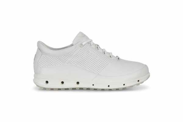 Ecco Golf Cool Pro Schuh Damen weiß