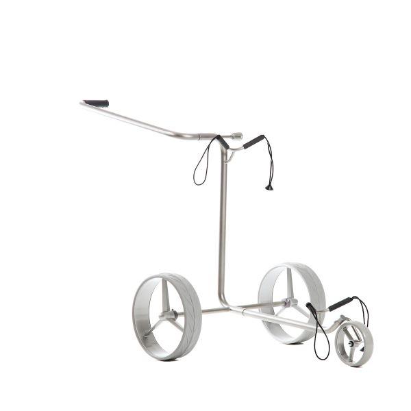 Justar Silver manuell Golftrolley
