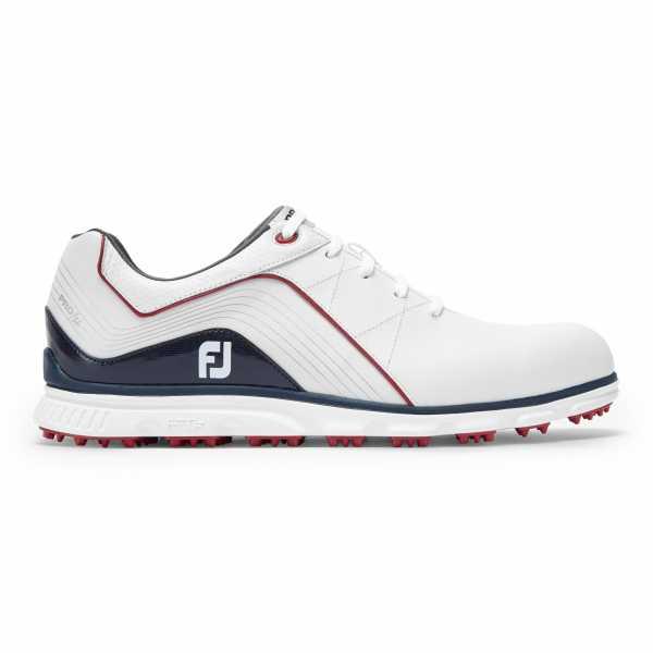 Footjoy Pro SL Schuh Herren weiß/blau