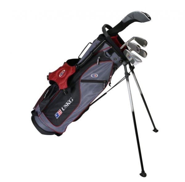 U.S. Kids Golf Ultralight Serie 60 Standbag-Set