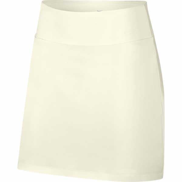 Nike Power Skirt Rock Damen weiß