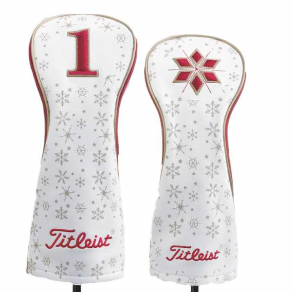 "Titleist Holiday Headcover ""Limited Edition"""