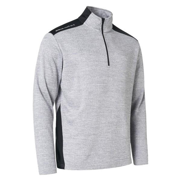 Abacus Sunningdale Half-Zip Pullover Herren