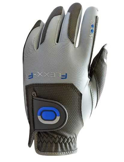 Zoom Gloves Weather Damen grau/silber