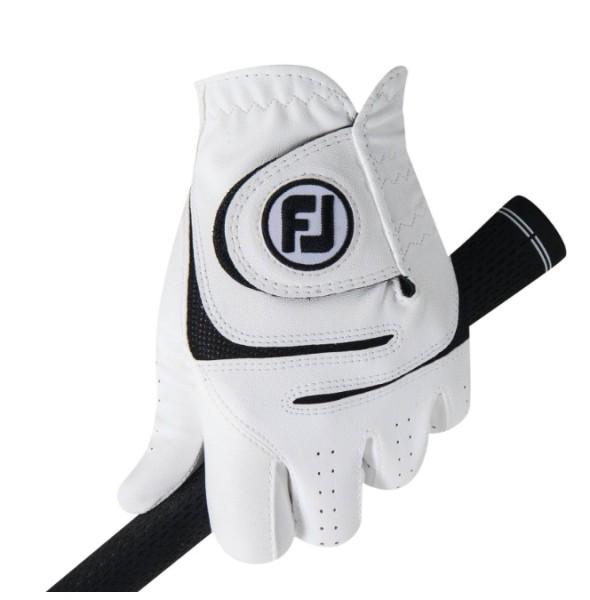 Footjoy Weathersof Handschuh Herren weiß
