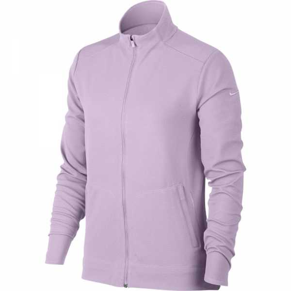 Nike Dry-Fit Golf Jacke Damen lila