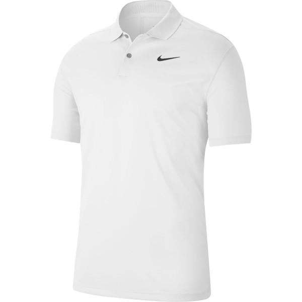 Nike Dri-FIT Victory Polo Herren weiß/schwarz
