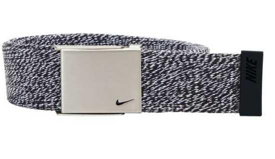 Nike Heathered Single Gürtel schwarz