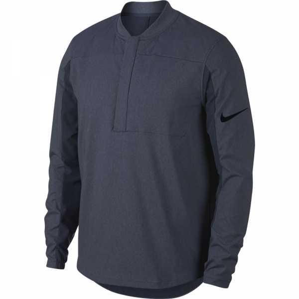 Nike Shield Golf Jacket Herren blau/schwarz