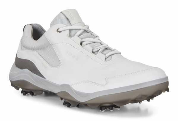 Ecco Golf Strike Schuh Herren weiß