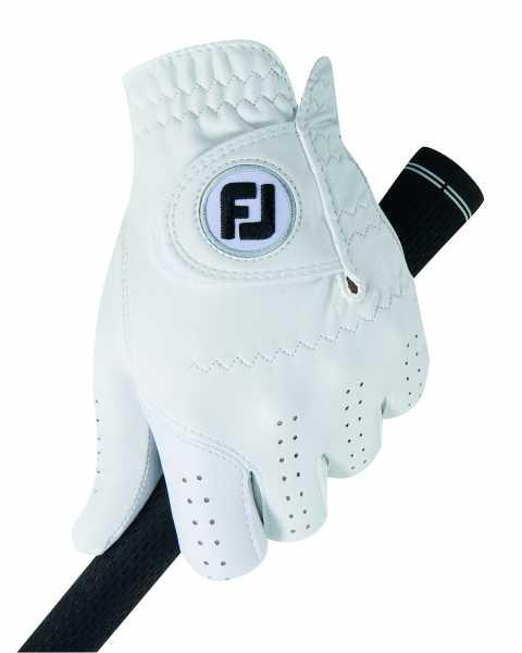 Footjoy CabrettaSof Handschuh Herren weiß