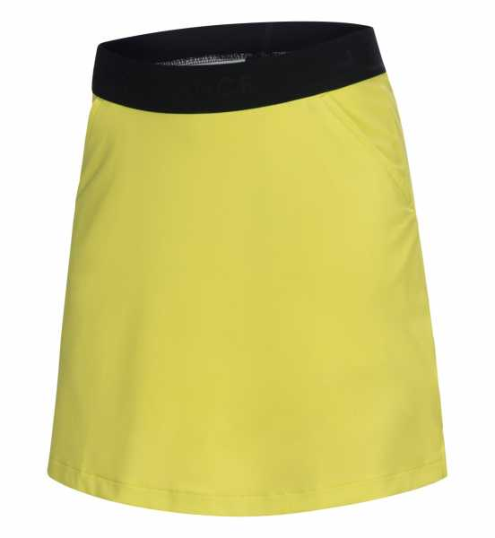 Peak Performance SOUL Skort Damen gelb