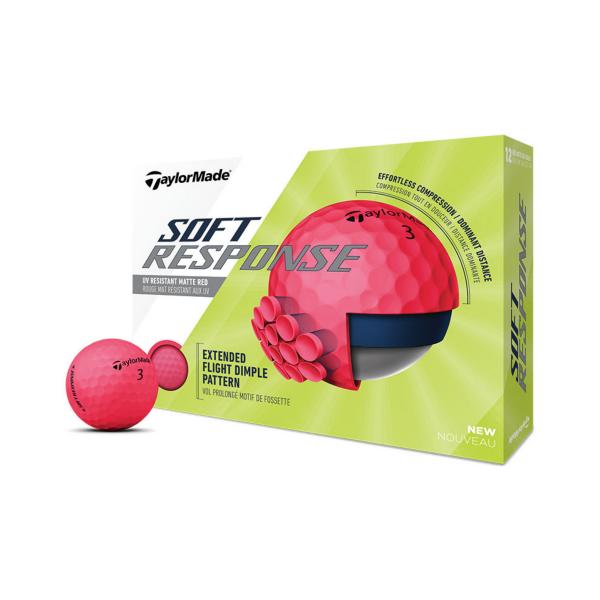 Taylormade Soft Response Golfball 12 Stk.