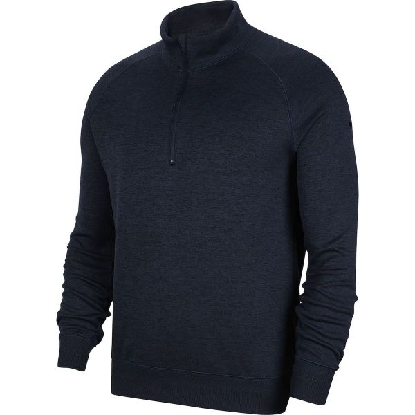 Nike Dri-FIT Player 1/2-Zip Pullover Herren blau
