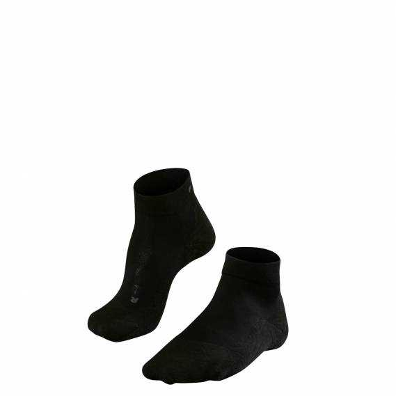FALKE GO 2 Short MEN Golfsocken schwarz